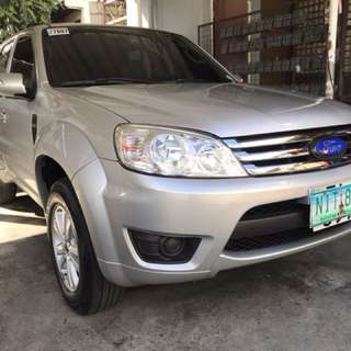 2010 Ford Escape AT