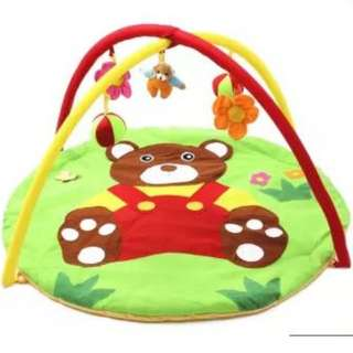 Baby Activity Soft Play Mat Hand Eye Brain Development
