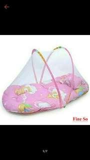 Baby mosquito net bed