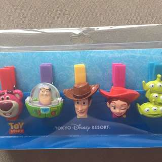 Tokyo Disney Toy Story Clips