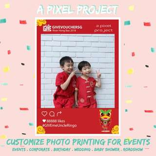 Photobooth for events