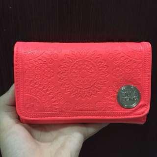 Billabong Pink Wallet