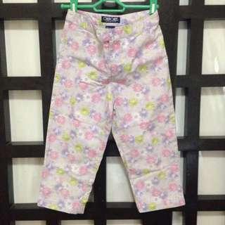 Cherokee Cropped Pants M