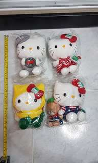 Hello kitty plush grab