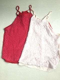 Grab 2 ( lace top)