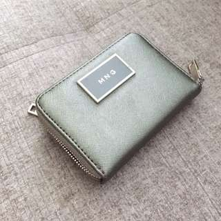 Mango Saffiano Effect Wallet / Purse