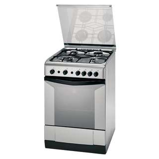 Indesit gas burner and oven