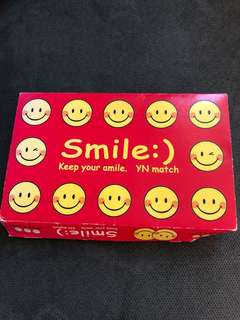 Keep smile matches