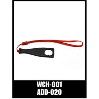 GP WRENCH FOR ALUMINIUM SCREW WCH-001 BLACK