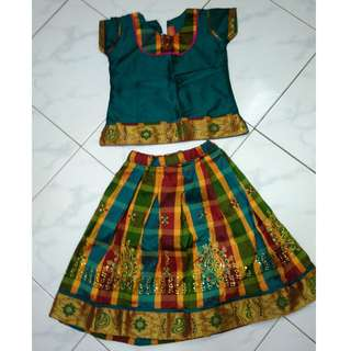 Indian Traditional Dress
