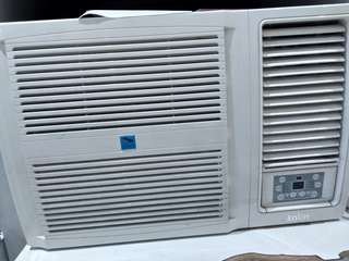 Limited stock kolin 1.6hp S series remote window type aircon KAG120RS