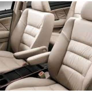 Car Leather seat upholstery @car service