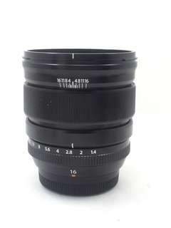Fujifilm XF 16mm F1.4 R WR Nano GI