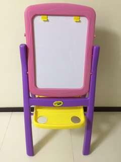Crayola Double Sided Easel with New Easel Paper