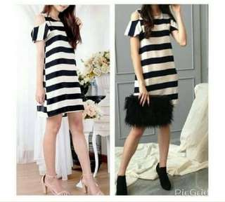 DRESS LIZZY SALUR
