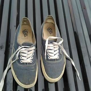 Vans authentic japan market