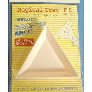 Magic Tray (Great for Working with Swarovski Flatbacks)