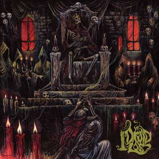 Druid Lord ‎– Grotesque Offerings CD