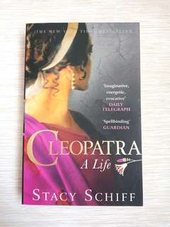 Cleopatra : A Life by Stacy Schiff