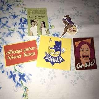 Kwan Sticker Pack