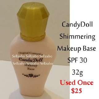 Candydoll Makeup Base