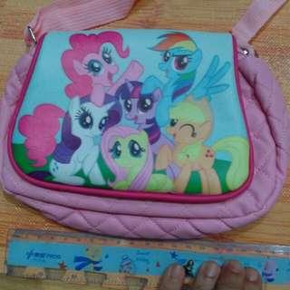 Tas anak little pony
