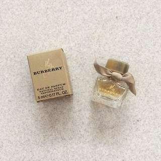 My Burberry mini perfume edp