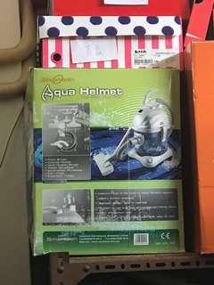 Smartech Aqua Helmet 水濾式吸塵機 似 兩萬元的Rainbow