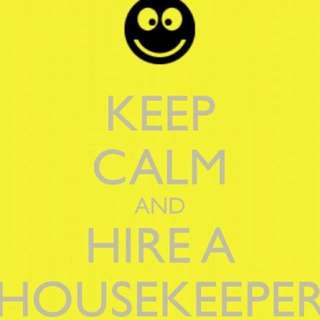 House cleaning / Home cleaning / Housekeeping