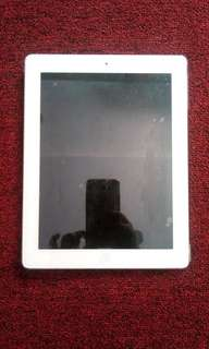 Ipad 4 in White