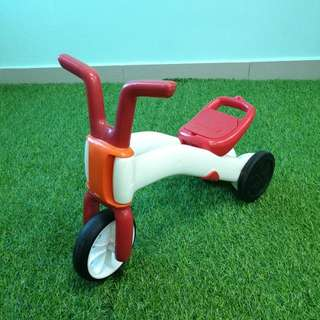 Bunzi Chillafish 2 in 1 Balance Bike