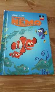 Finding nemo by disney pixar