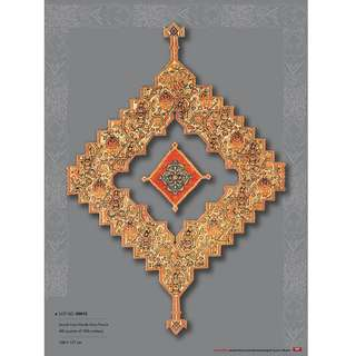 SAMEYEH LOT NO 0015 SENEH FROM N.WEST PERSIA 198 X137 CM