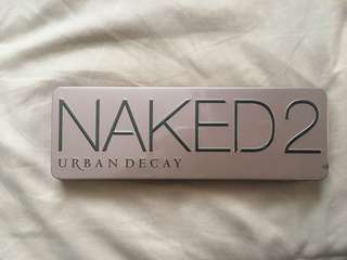 Authentic Urban Decay Naked 2 Pallette