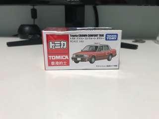 Tomica Hong Kong Toyota crown taxi