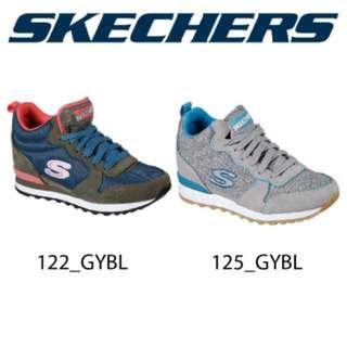 Skechers Women Original - 122GRBL Or 125GYBL