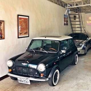 Austin Mini 1989 老咪 奧斯丁