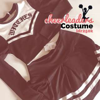 Cheerleaders Costume
