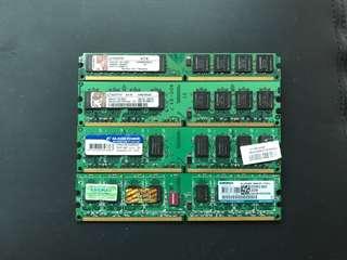 DDR 2 ram