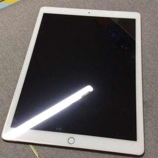 iPad Pro 256gb 12.9吋 9成新