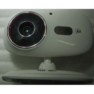 Motorola Focus86-W FullHD IP WiFi Camera . Use Hubble app to set up and view
