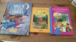 Children story books robin,early readers,witch