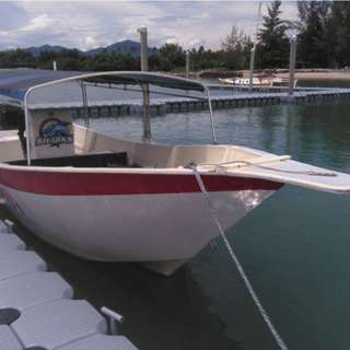 3.0L Boat with 225 hp Mercury Engine