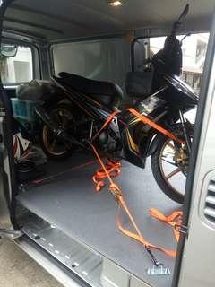 Towing / onsite bike repair / bike mobile mechanic / spark135 / yamaha