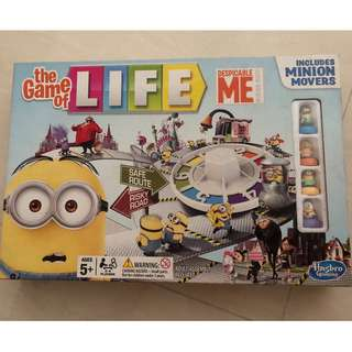 The Game of Life - Despicable Me Board Game