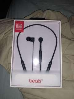 Beats X new