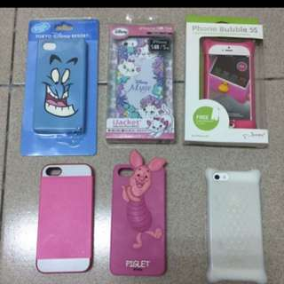 iPhone 5/5s 手機殼