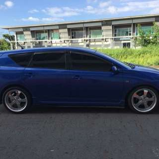 Toyota caldina 2.0 zt auto ccm 1480