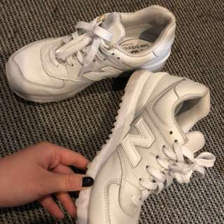 New balance in good condition size 37