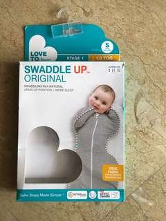 Love to Dream Swaddle Blue - Size S